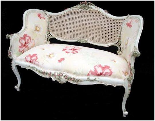 L 39 atelier de lila si ges de style napoleon iii for Canape style louis 15