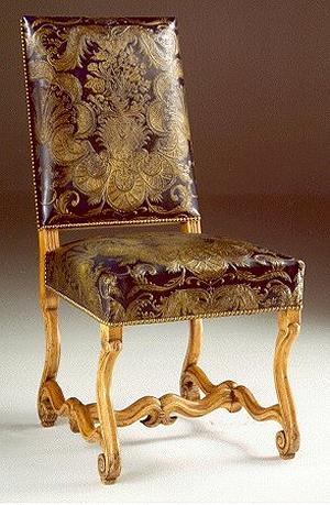 style louis xiv chaise. Black Bedroom Furniture Sets. Home Design Ideas